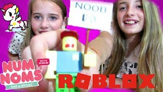 Roblox, Tokidoki & NumNoms Blind Box Toy Unboxing!!