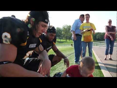 Griffon Safeties Save Infant's Life