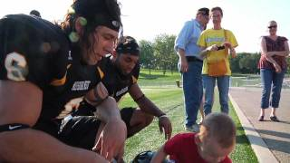 Griffon Safeties Save Infant's Life thumbnail