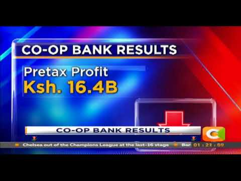 The Co-operative Bank Group has posted a pre-tax profit .