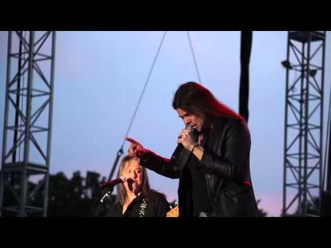 Queensryche I Don't Believe In Love - live Rock USA 07 / 15 / 2015 Oshkosh Wisconsin