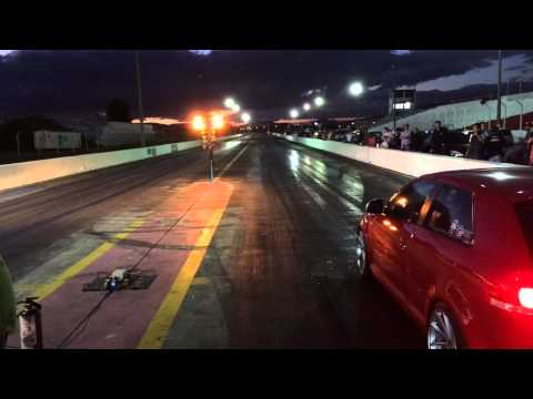 Audi A3 vs Honda Civic SI SC