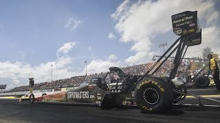 Clay Millican goes to the top after qualifying at the #HeartlandNats