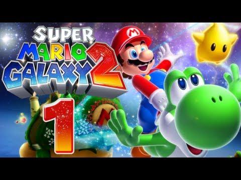 Let's Play Super Mario Galaxy 2 Part 1: Ein alternatives, galaktisches Abenteuer beginnt