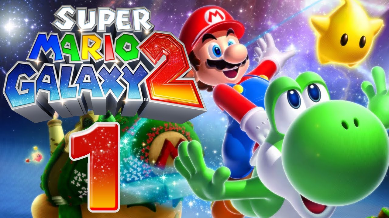 Wallpaper 3d Mario Bros Let S Play Super Mario Galaxy 2 Part 1 Ein Alternatives