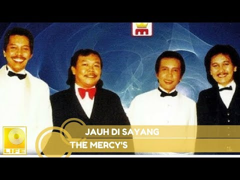 The Mercy's -  Jauh Di Sayang (Official Music Audio)