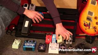 DIY: How to Wire Your Pedalboard