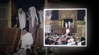 Imran Khan in Masjid Nabwi and Khana Kaba |