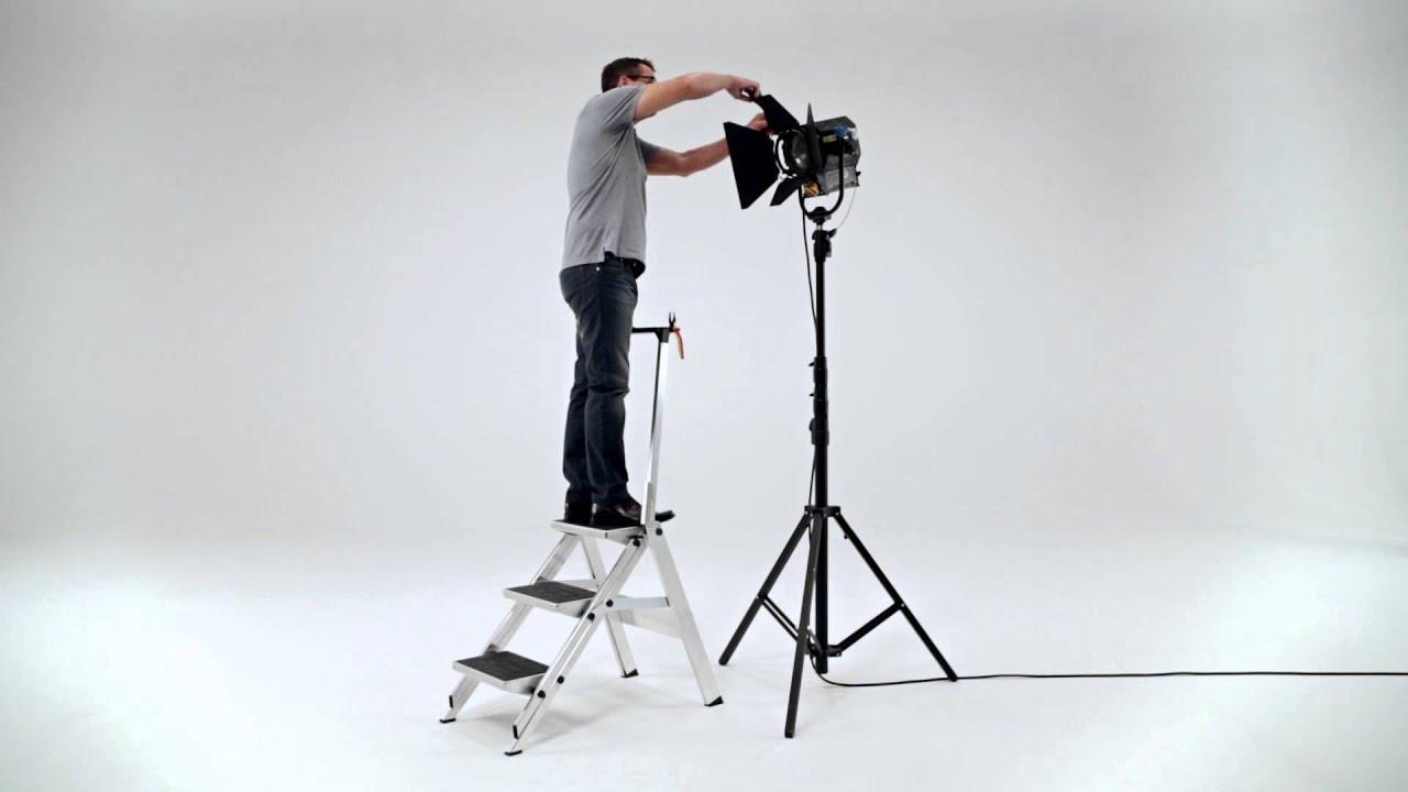 Die original wakü little jumbo aluminium trittleiter youtube