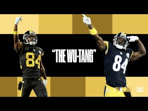 Antonio Brown Gives Us A Sneak Peek Of Some New TD Celebrations 👀