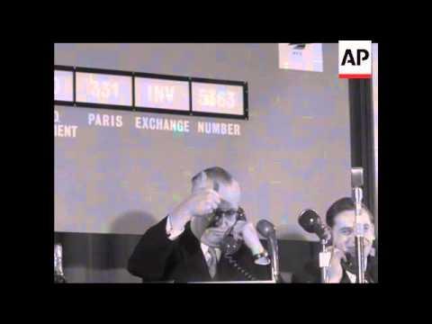 INTERNATIONAL  SUBSCRIBER DIALLING  - SOUND
