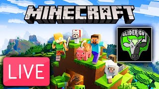 Playing Minecraft Until I Beat The Game...