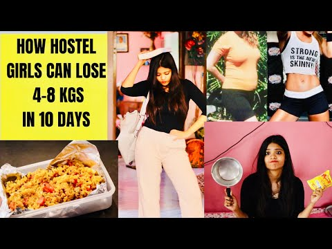 how-hostel-girls-can-lose-4-8-kgs-in-10-days-|-low-budget-diet-&-workout-plan-|-somya-luhadia