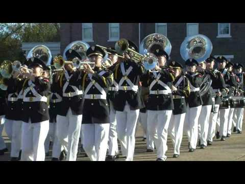 Marion Military Institute Band Fall 2015