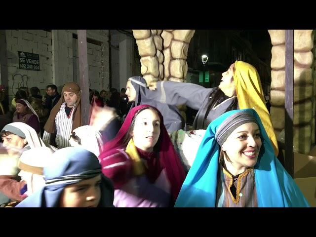 Cabalgata Reyes Magos #Aspe 2020