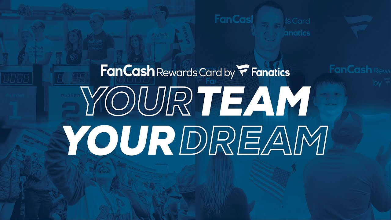 Cardholders got the opportunity to meet their favorite athletes like Peyton Manning or Sam Darnold