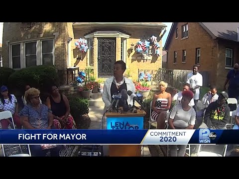 State Sen. Lena Taylor Running For Mayor Of Milwaukee
