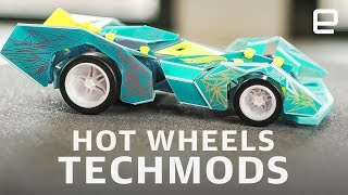 Hot Wheels TechMods: Mobile gaming and RC cars united