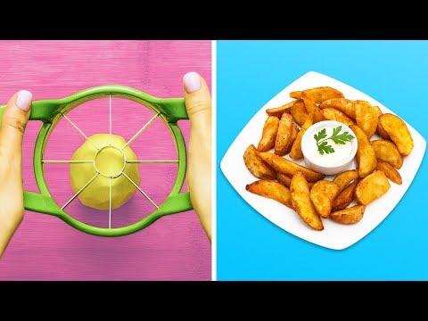 14 FOOD HACKS FOR KIDS