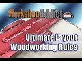 Woodpeckers Woodworking Rules