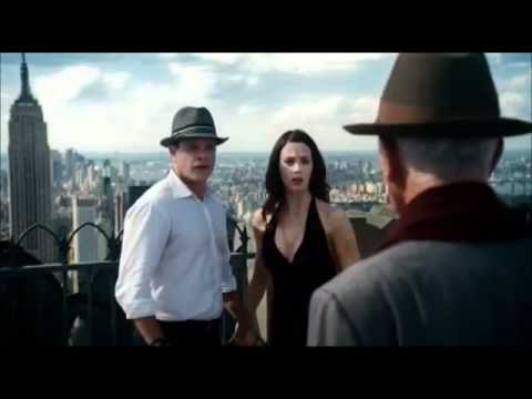 Adjustment bureau 03 ending unedited youtube for Bureau youtube
