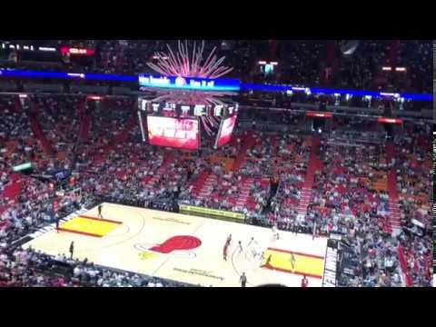 Jogo da NBA Miami Heat x Milwaukee Bucks