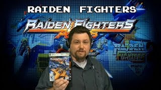 Raiden Fighters - Raiden Fighters Aces (Part 1/3) (Xbox 360) - Croooow Plays