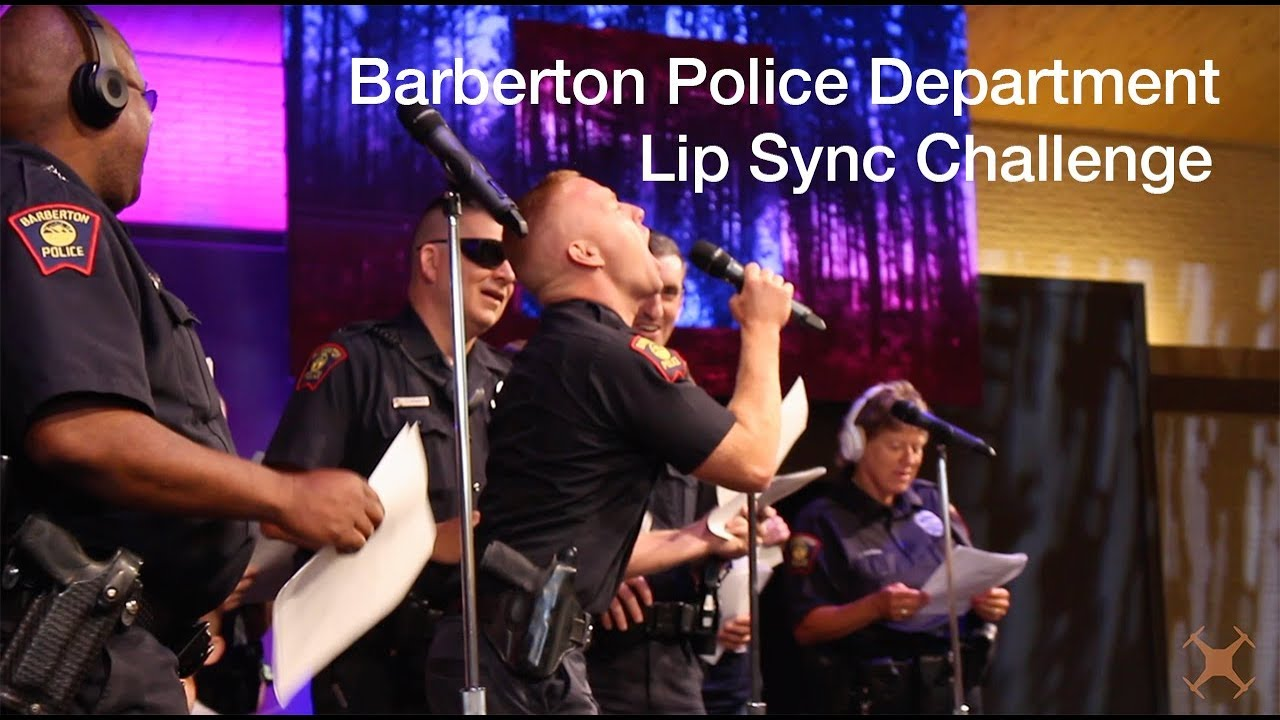 The police lip sync challenge is taking over the internet
