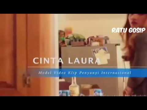Exclusive! Interview Cinta Laura And Cody Jay - Selebrita Trans7 2 August 2016!