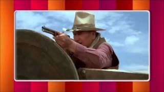 John Wayne et les cyclistes
