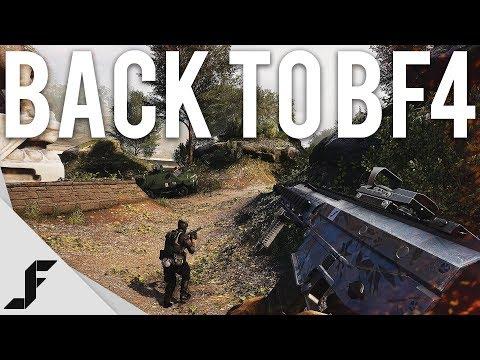 BACK TO BATTLEFIELD 4