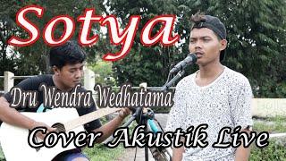 SOTYA - DRU WENDRA WEDHATAMA [ COVER LIVE BY.ANDRE FT BAROK ]