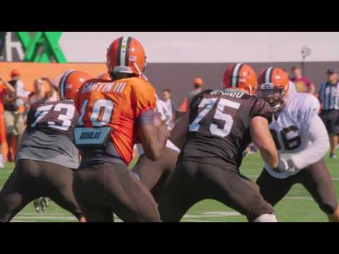 Robert Griffin III in control of Browns offense