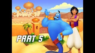 Kingdom Hearts 1.5 Walkthrough Part 5 - Agrabah & Aladdin (PS4 Let's Play)