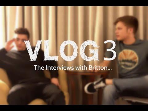 Austin Giorgio Vlog3: Awkward Interviews
