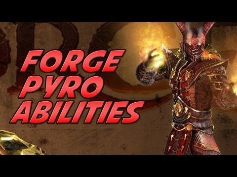 Forge - Pyromancer Beginner Tutorial by...