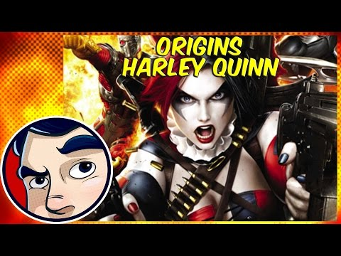 Harley Quinn (New 52) - Origins