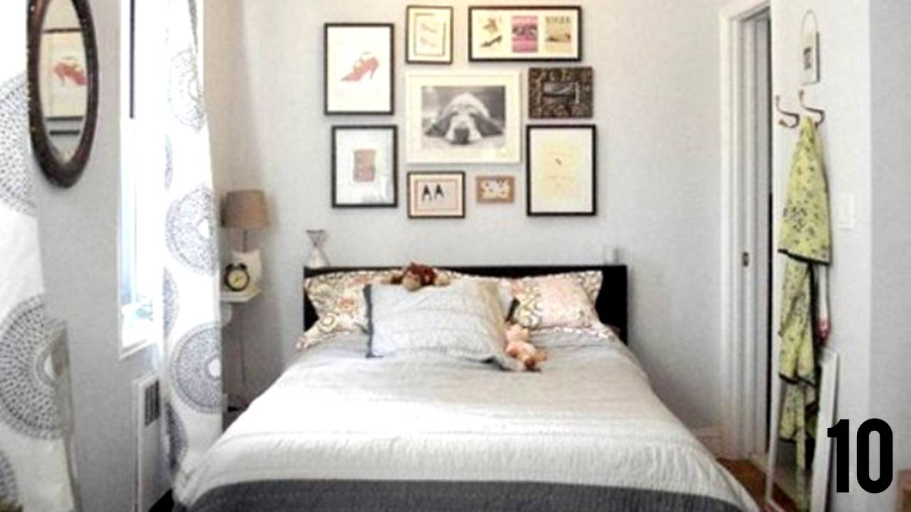 20 ideas como decorar una habitaci n peque a 20 ideas room decor youtube - Como disenar una habitacion pequena ...