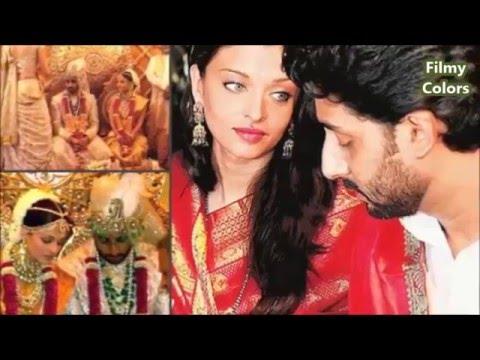 Aishwarya Rais Wedding To Amitabh Bachchan Son Abhishek