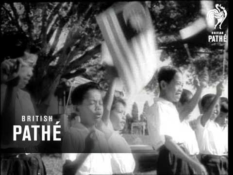 Download King Of Malaya's Tour Of East Coast Of Malaya (1958)