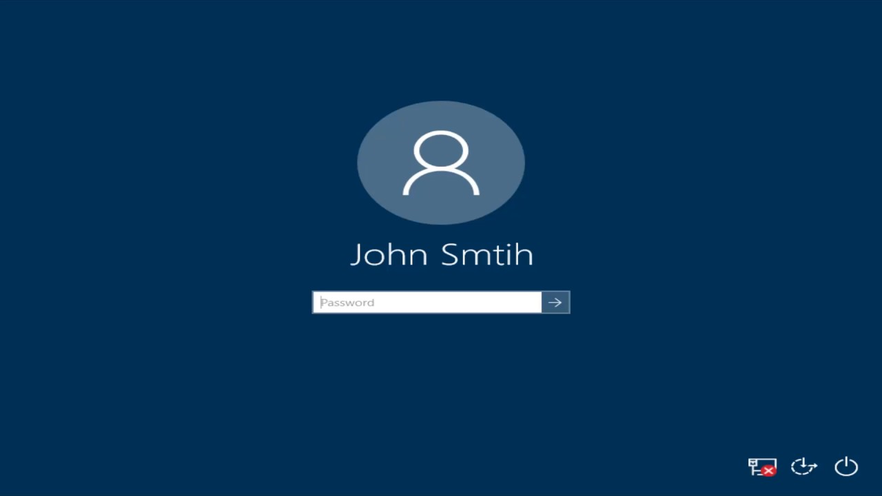 create new user windows 10 from login screen