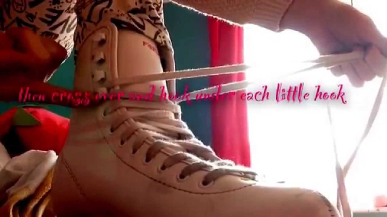 To tie your laces like a pro on retro roller skates enjoy youtube