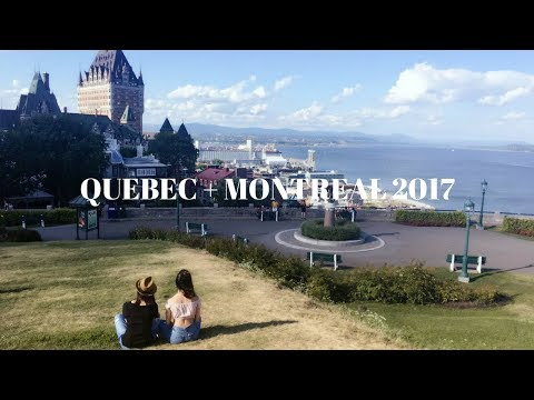QUEBEC & MONTREAL 2017: Follwing the Path of Goblin