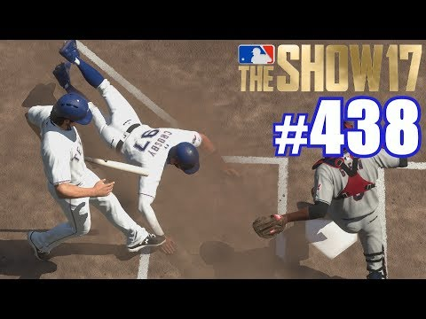 STEALING HOME IN MY NEW BALLPARK! | MLB The Show 17 | Road to the Show #438