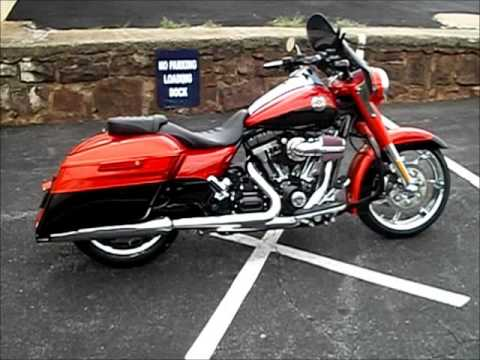 2014 FLHRSE CVO™ Road King® 951167 - YouTube