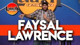 Faysal Lawrence | New iPhones | Laugh Factory Stand Up Comedy