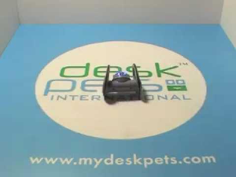 Desk Pets (R) - TREKBOT race.battle.explore.recharge