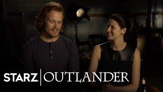 Outlander | Sam & Caitriona's Favorite Moments | STARZ