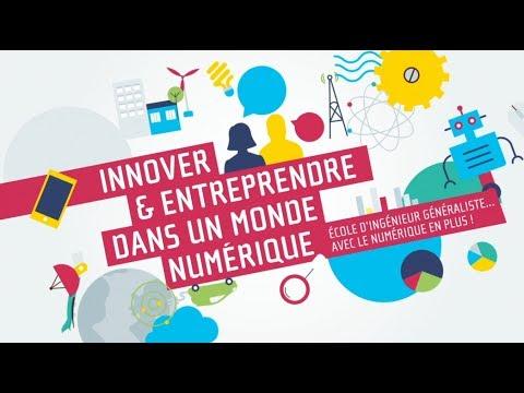 Télécom Paris - Innover et entreprendre dans un monde numérique