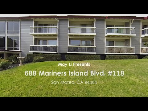 San Mateo Real Estate Photography / Virtual Tour Video of 688 Mariners Island #118